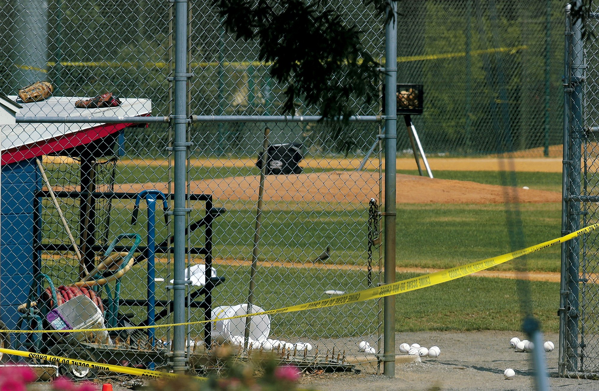 The Terrifying Story of the Congressional Baseball Shooting