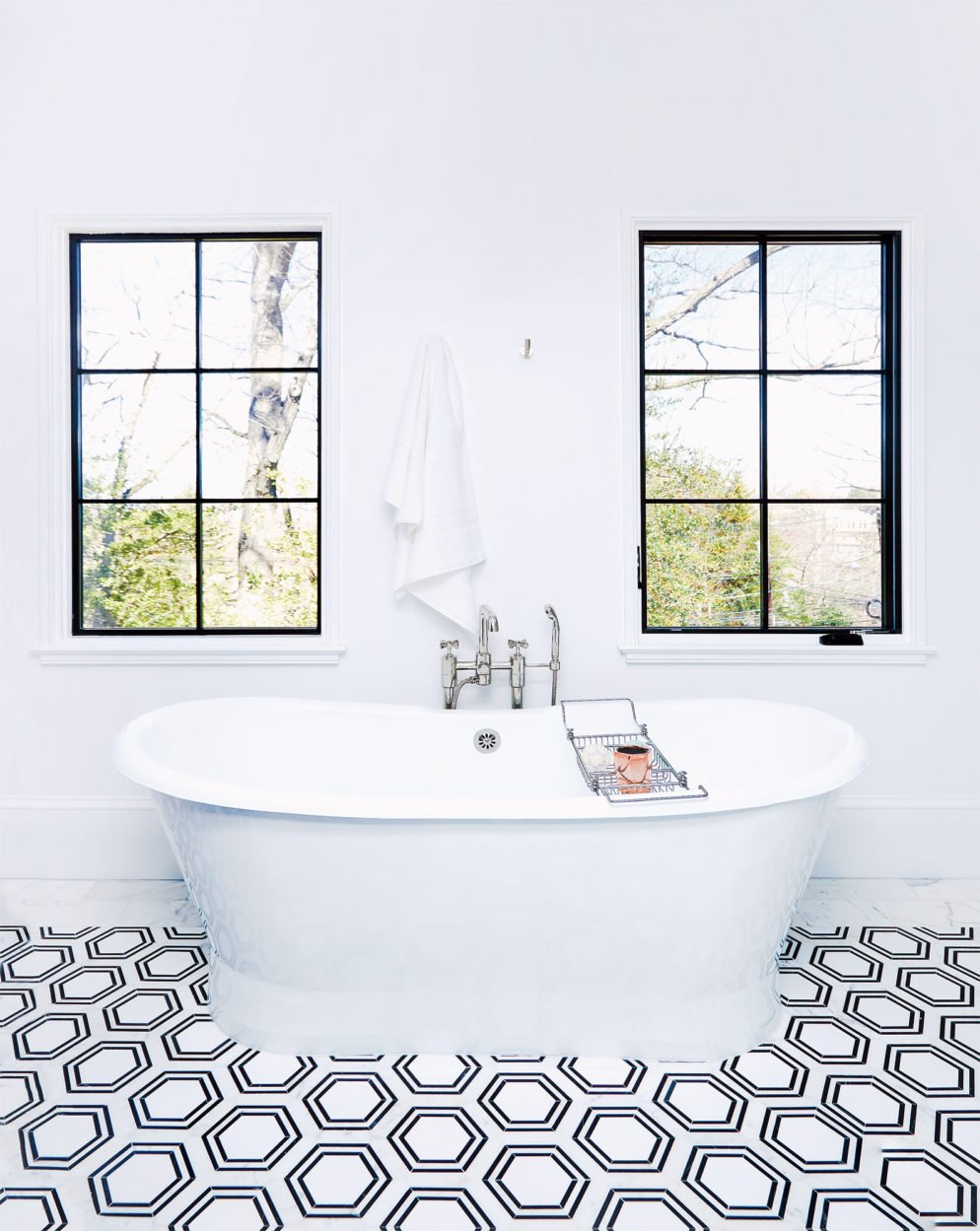 The Best Bathroom Trends in Washington Right Now