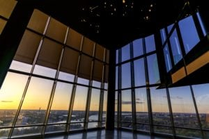 A New Attraction in Arlington Offers 360-Degree Views of Washington