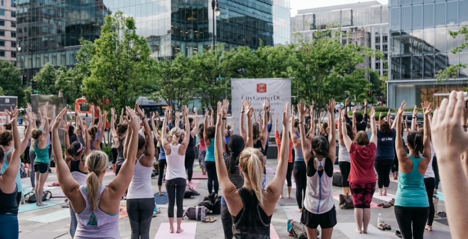 Here Are The Best Free Fitness Classes Around DC This Week: May 7-13