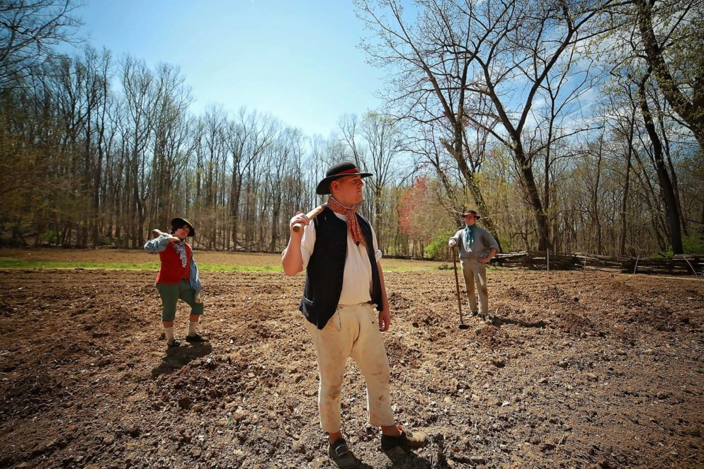 Claude Moore Colonial Farm's Future Is in Question Over a Contract Dispute with the NPS