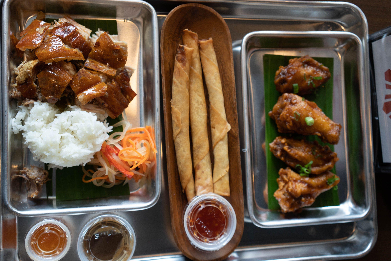 Fast-Casual Filipino Spot Kuya Ja's Lechon Belly Opens in
