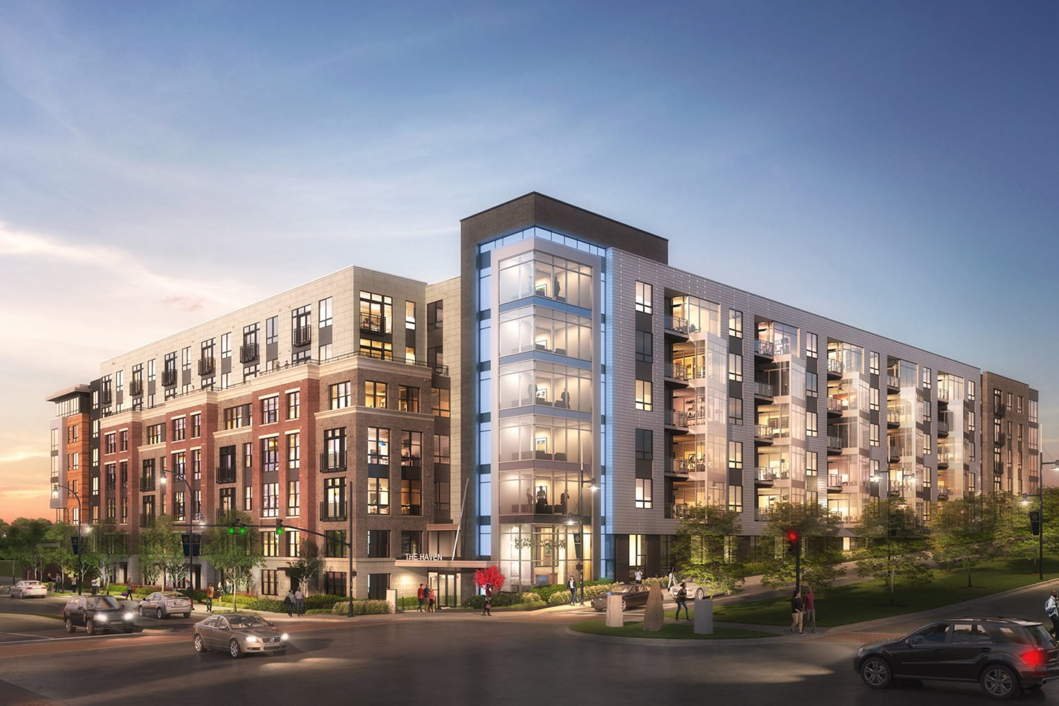 The Haven Offers Luxury Condominium Living in the Heart of National Harbor