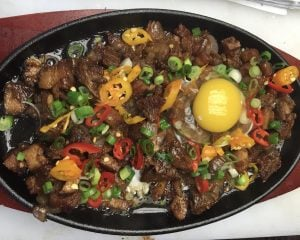 Where to Eat Sisig, a Porky Filipino Bar Snack, Around DC