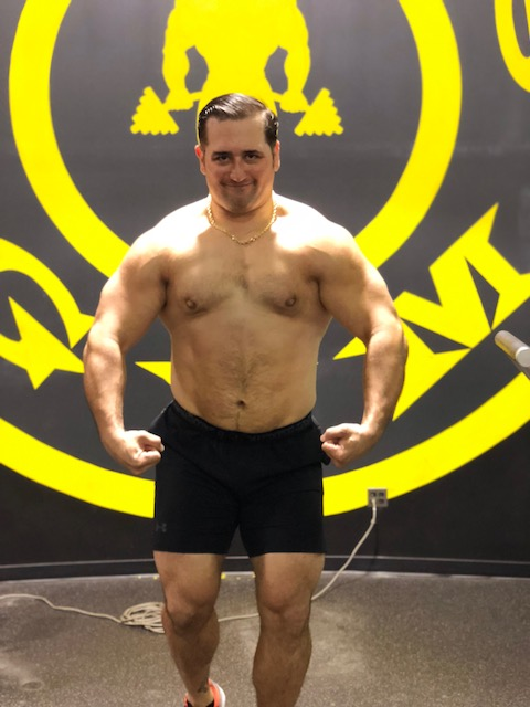 How I Got This Body: He Lost 65 Pounds and Got Arnold Schwarzenegger As His Life Coach images 1
