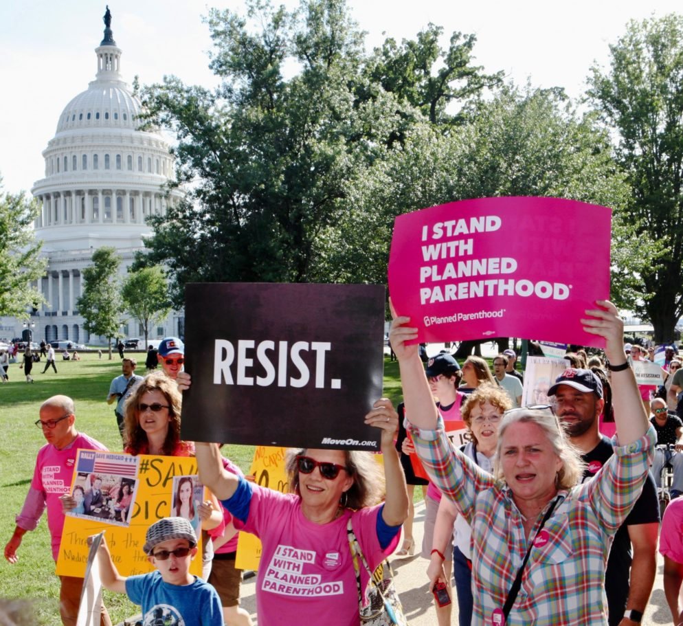 Planned Parenthood's CEO on What's Next for Patients If Title X Is Defunded