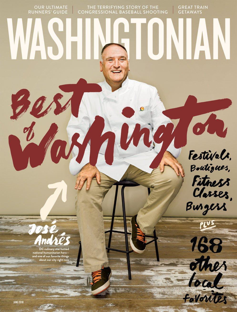 June 2018: Best of Washington