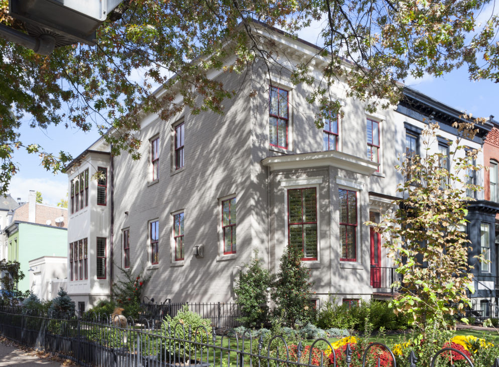 Listing We Love: An 1800s Rowhouse Once Home to a Famous African-American Poet