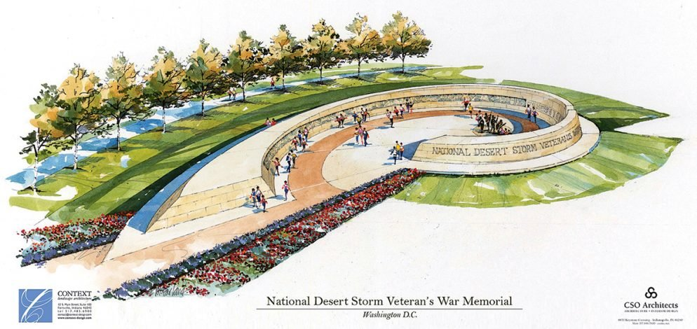 Three New DC Monuments Are in the Works. A Status Update