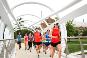 Join Pacers Running for a Plogging and Yoga Event This Sunday