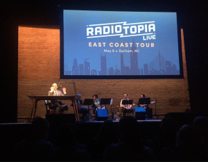 Here's What to Expect When Radiotopia Stops in DC Wednesday