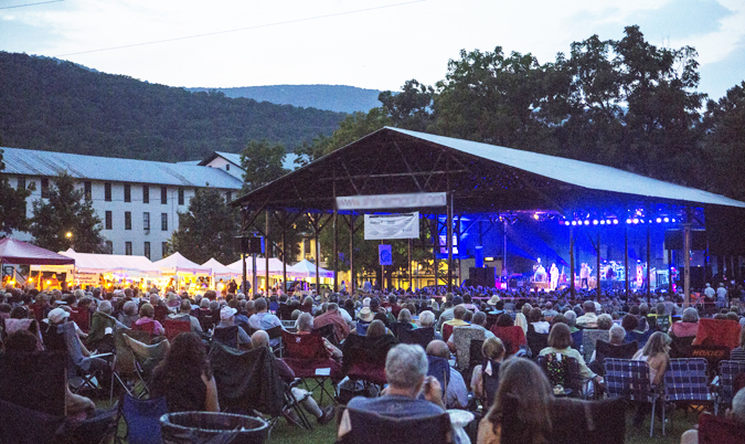 Shenandoah Valley Music Festival