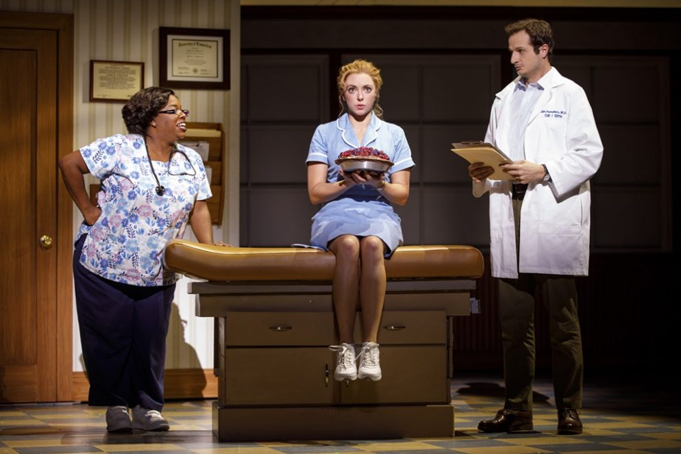 """Things to Do in DC This Week (May 14-16): The Musical """"Waitress,"""" an Adams Morgan Film Series, and Indie-Rock Band The Kills"""
