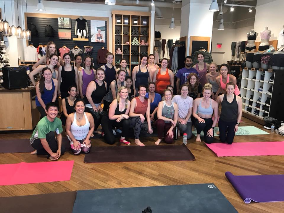 Here Are The Best Free Fitness Classes Around DC This Week: May 21-27