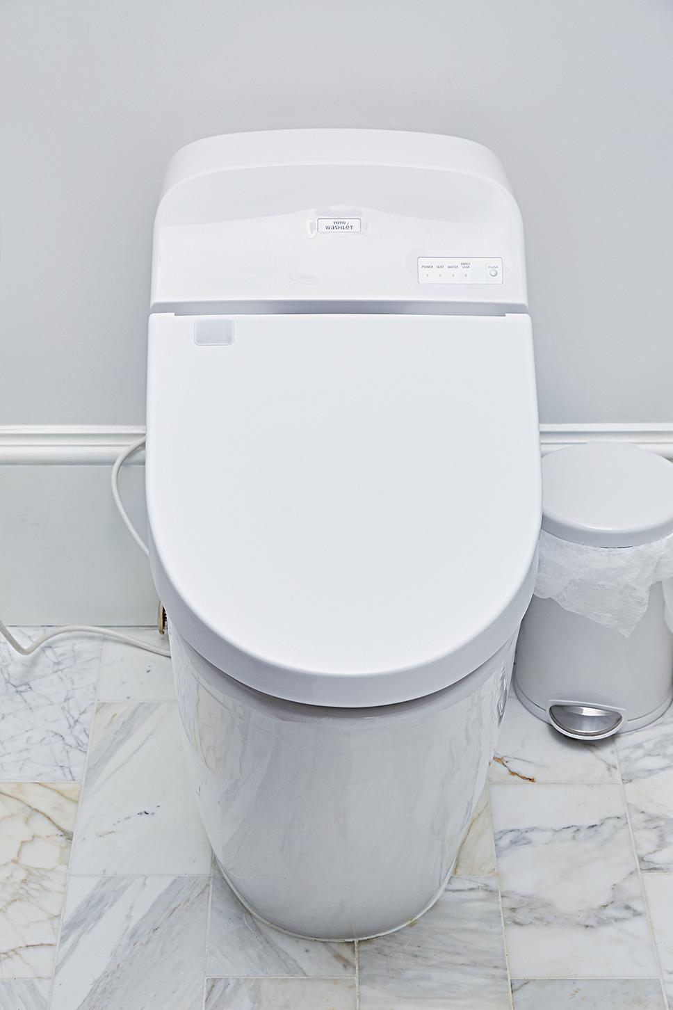 The Bathroom of the Future Has a $5,000 Toilet | Washingtonian