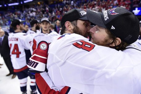Here's How to Celebrate the Caps as They Head into the Stanley Cup Final
