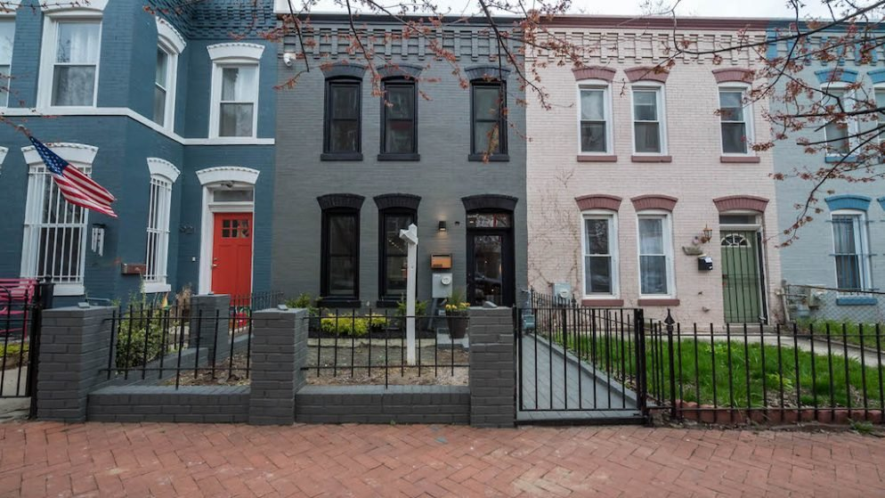The Most Expensive House Ever Sold Near Union Market Just Closed for alt=