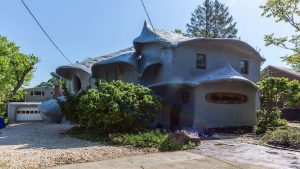 "Bethesda's Famous ""Mushroom House"" is For Sale"