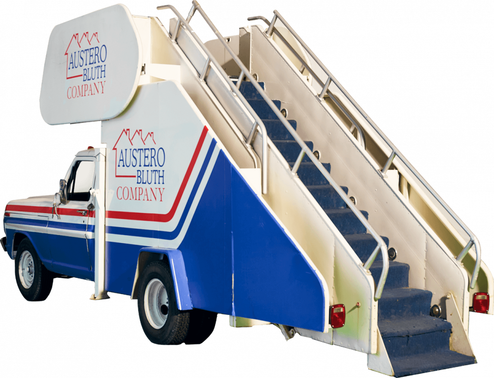 The Arrested Development Stair Car Is In DC Today