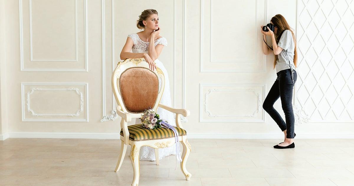 film or digital wedding photographer