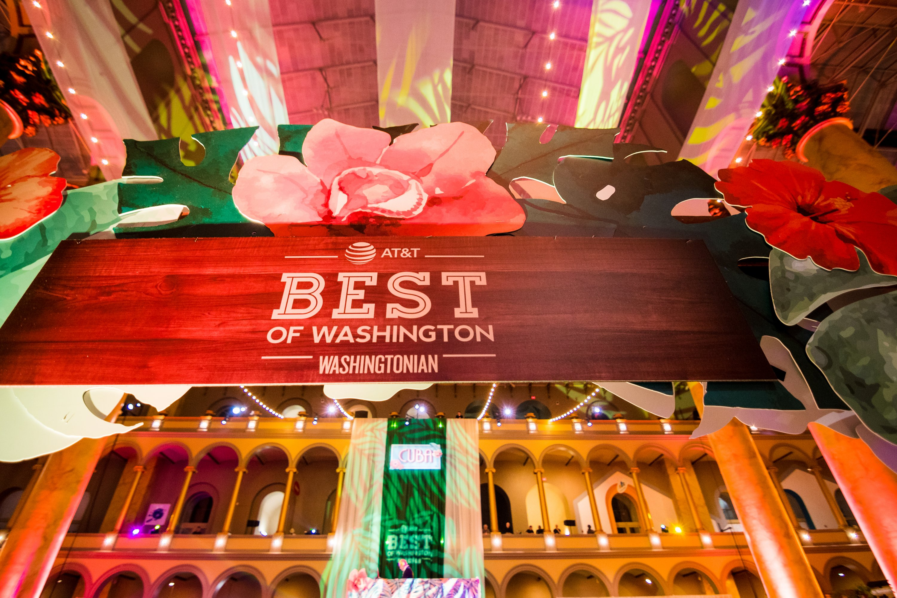 Photos from the 2018 AT&T Best of Washington Party