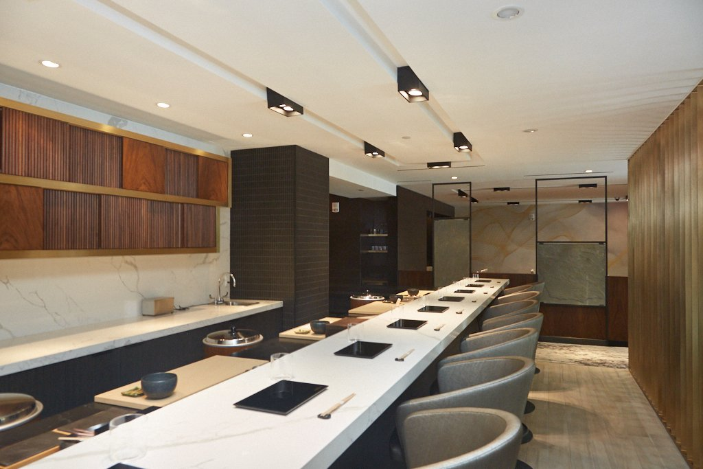 Sushi Nakazawa Is Now Open in the Trump Hotel images 2