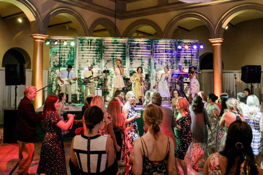 National Building Museum Hosts Annual Garden Party