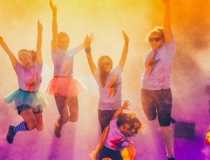 The Color Run Is Coming to DC for MLB All-Star Week