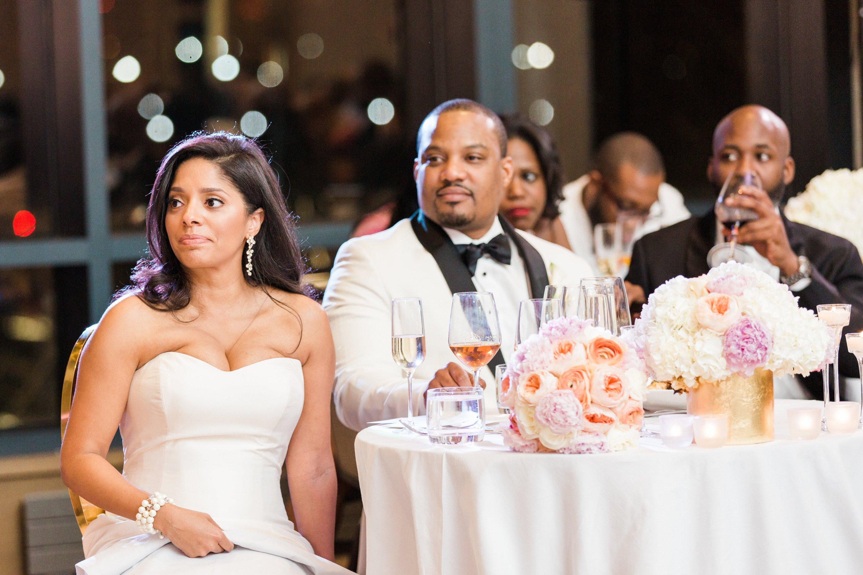 Christina Ricks and Kwame Canty Wharf Wedding Wedding at the Wharf Wharf Intercontinental DC