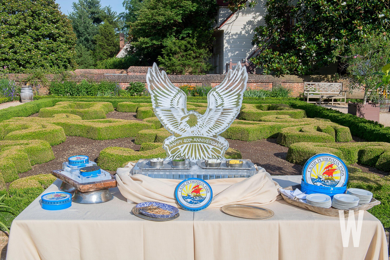 PHOTOS: The Inn at Little Washington's 40th Anniversary Celebration at Mount Vernon images 11