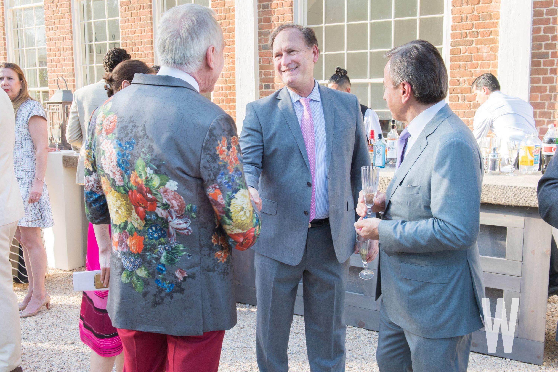 PHOTOS: The Inn at Little Washington's 40th Anniversary Celebration at Mount Vernon images 8