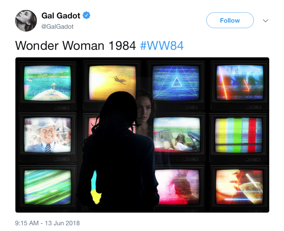 'Wonder Woman' Is Set in 1984 DC. 12 Things She Should Definitely Do in the Movie