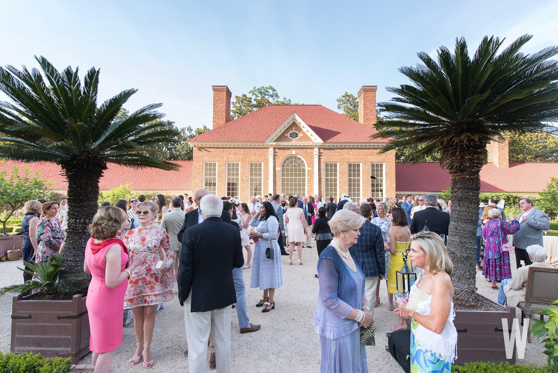 PHOTOS: The Inn at Little Washington's 40th Anniversary Celebration at Mount Vernon images 3
