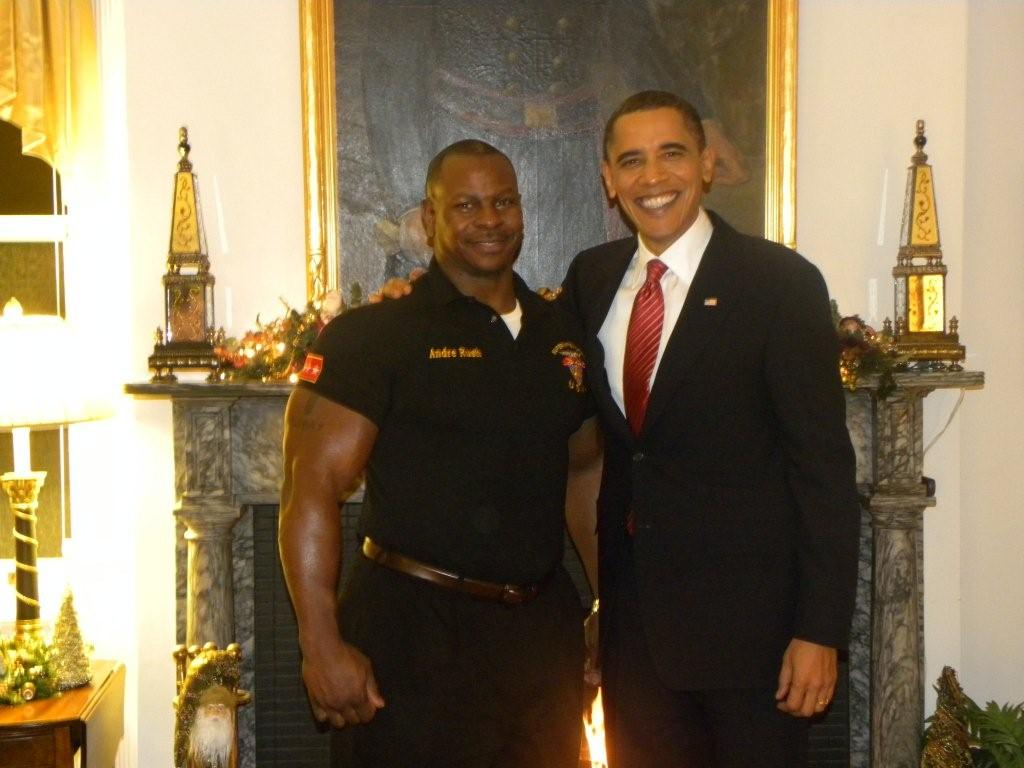 Meet the White House Chef Who Sculpts Ice, Decorates Cakes, and Bench Presses 700 Pounds