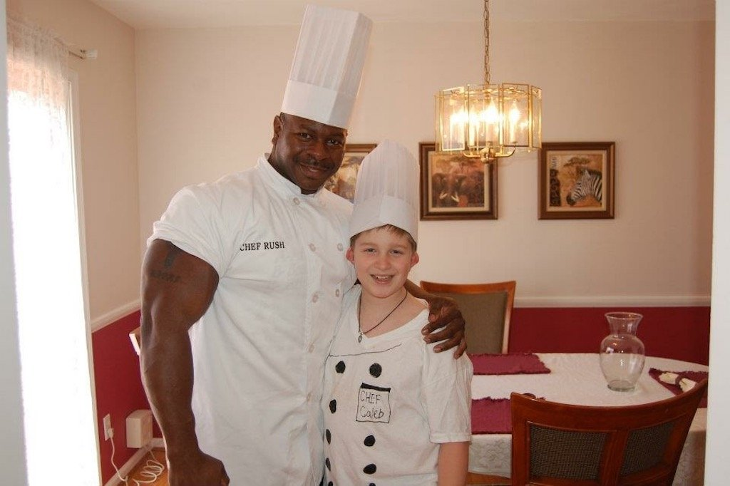 Andre Rush, White House chef