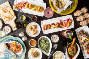 Modern Indian Pappe Is Open on 14th Street for Fiery Vindaloo and Spiced Cocktails