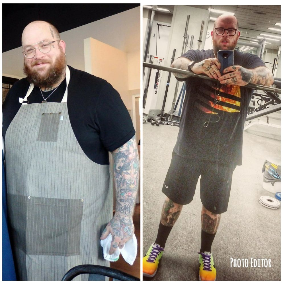 Late Nights and Early Mornings: How Honeysuckle's Chef Lost 75 Pounds While Working 12-Hour Days