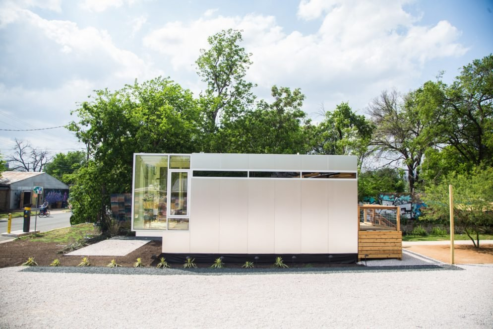 These Modern Tiny Homes Cost Less than a DC Condo