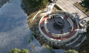 Here's the Design for First-Ever National Native American Veterans Memorial