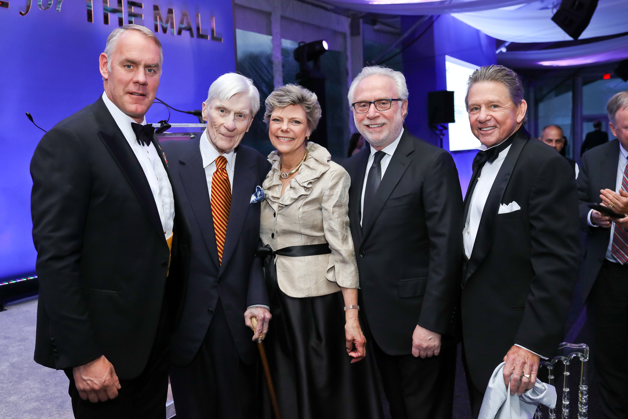 National Park Week Celebrated at 11th Annual BALL for THE MALL images 3