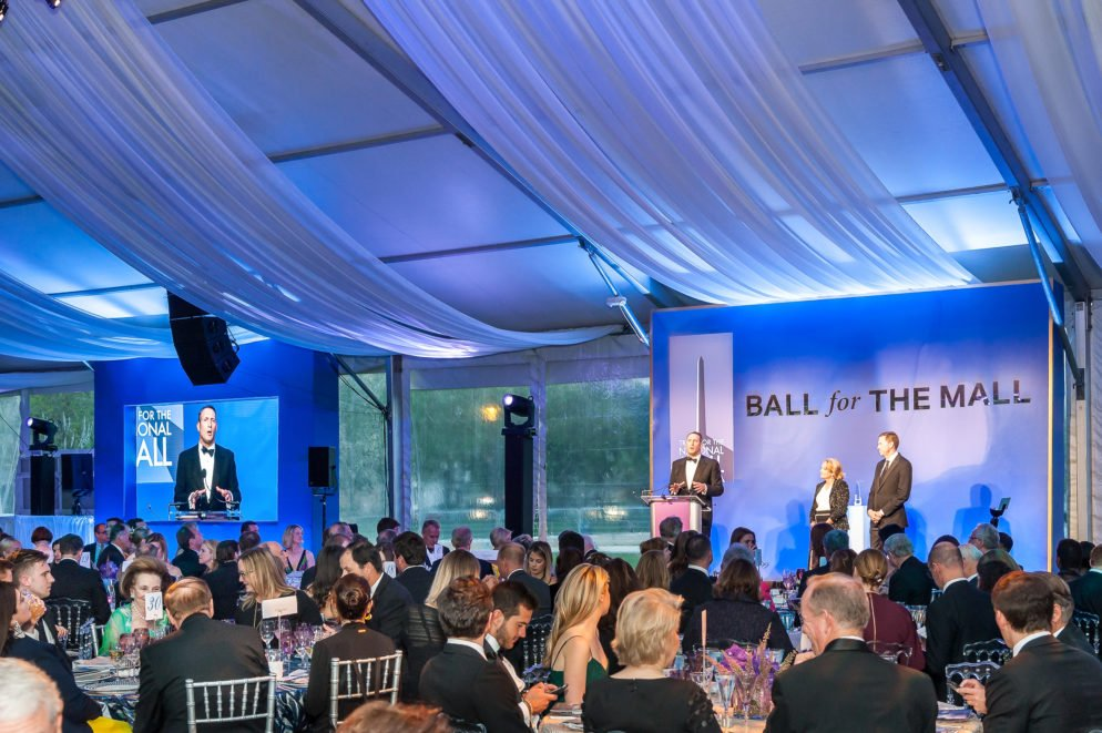National Park Week Celebrated at 11th Annual BALL for THE MALL
