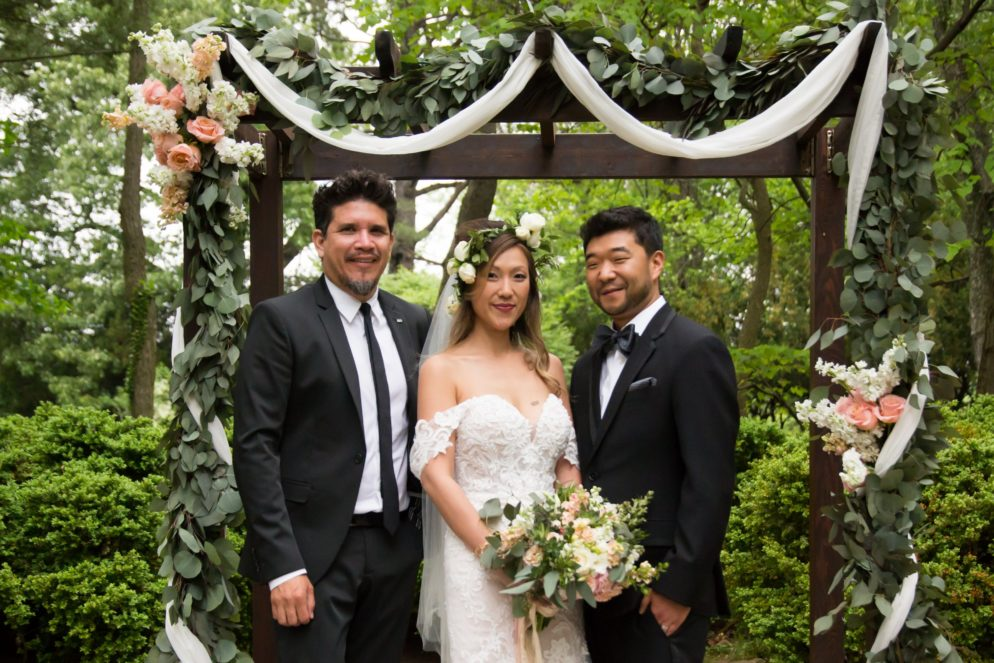 Thievery Corporation's Rob Garza Officiated a Rock Star-Style Wedding in Chevy Chase