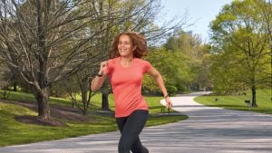 CNN's Suzanne Malveaux on Why She Loves Running—But Couldn't Care Less About Speed