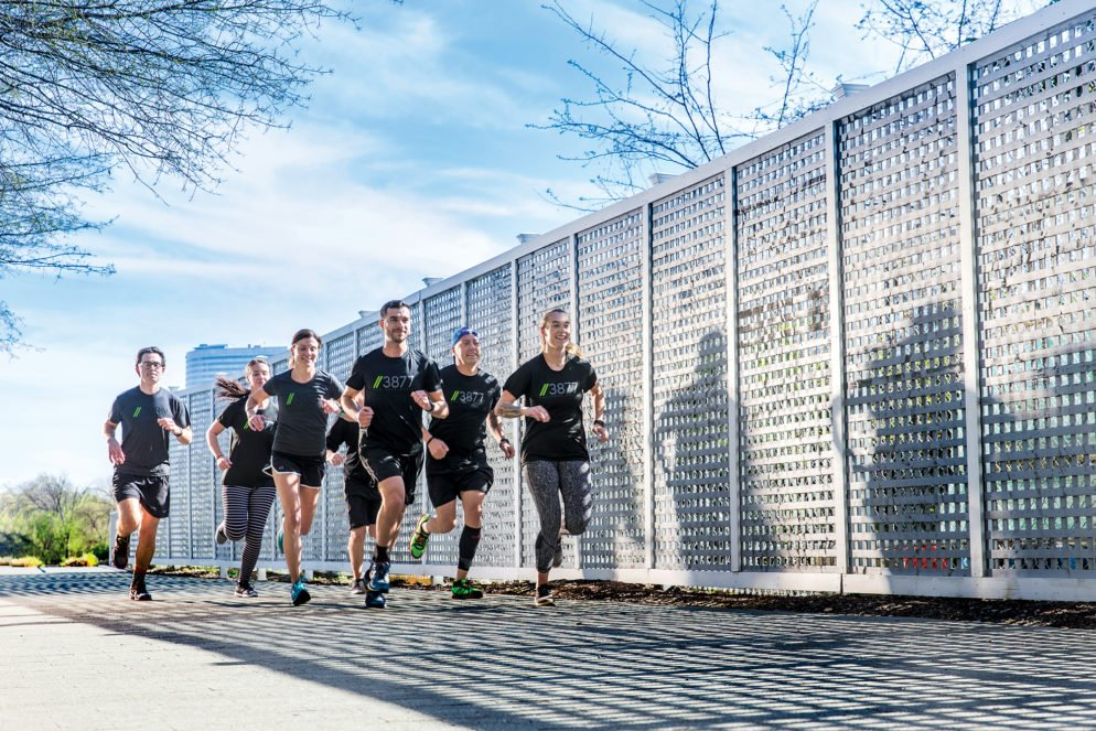 Meet the Coworkers Who've Run More Than a Thousand Miles Together