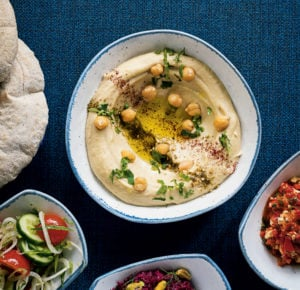 How to Make Sababa's Super-Creamy Hummus