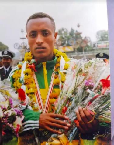 Olympian Hopeful Demssew Abebe Was Tortured Until He Couldn't Walk. Tomorrow, He'll Run Again.