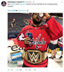 Some of the Best Tweets and Instas from the Caps Parade