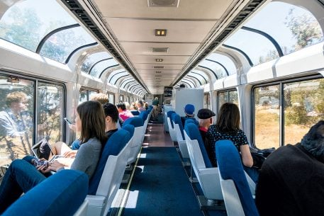 Why Your Next Vacation Should Be by Train
