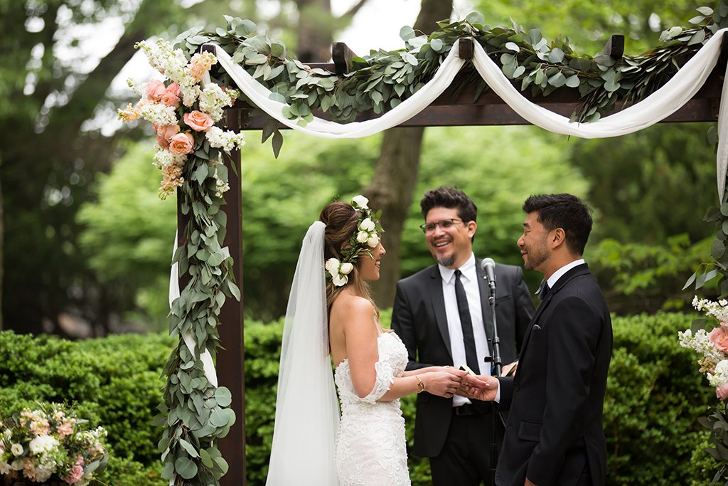 Thievery Corporation's Rob Garza Officiated a Rock Star-Style Wedding in Chevy Chase images 16