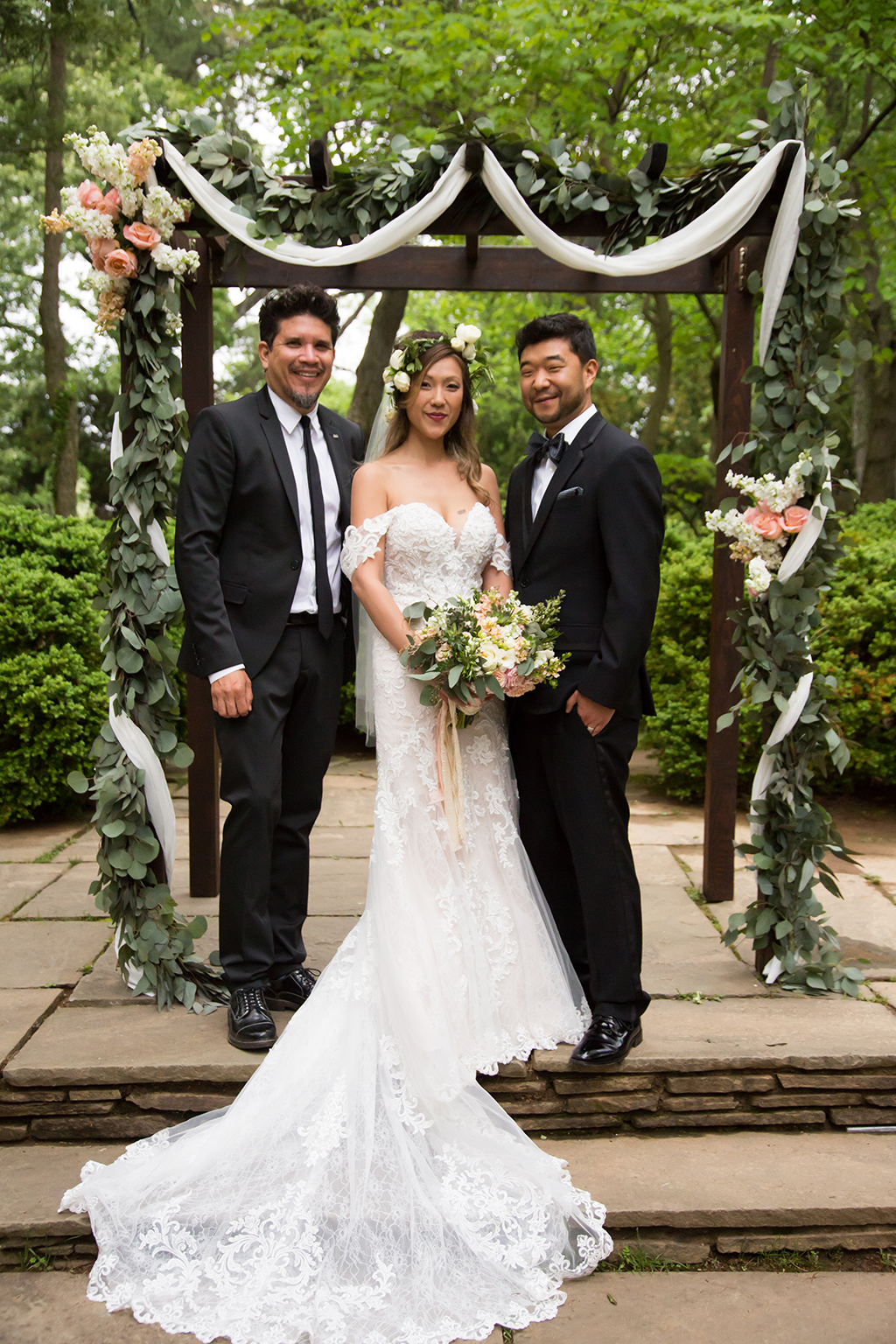 Rob Garza Thievery Corporation wedding Woodend Sanctuary Chevy Chase Maryland Jesse Meyer-Appel Virginia Nguyen Virginia Meyer-Appel